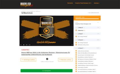 creative feed designer 2 0 willkommen